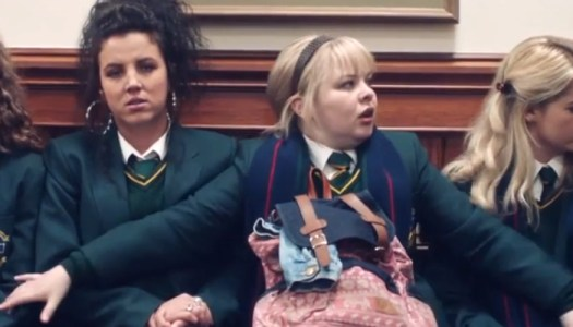 Stall the ball! If you missed Derry Girls, put it on your weekend watch list