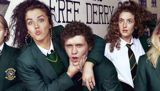 Hi, did you hear they've started on Derry Girls Season 2?