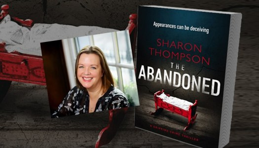 Sharon Thompson 'blown away' by early reviews of debut novel