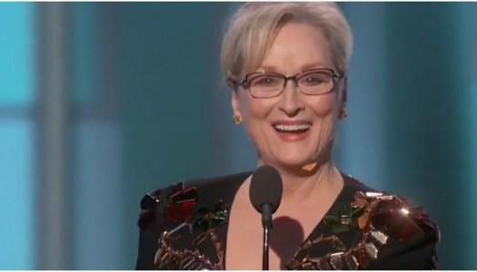 "Meryl Streep recalls ""wonderful time in magical Donegal"""