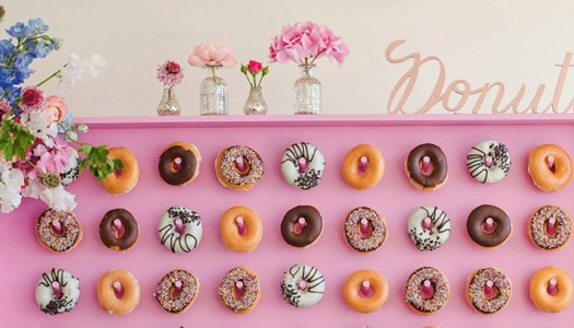Sweet! Donegal cafe confirms plans for wedding donut walls