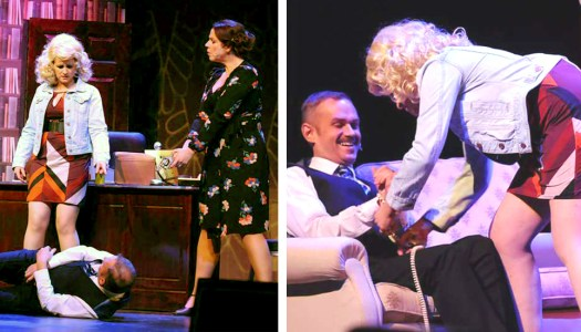 First Look: It's almost showtime for 9 to 5!