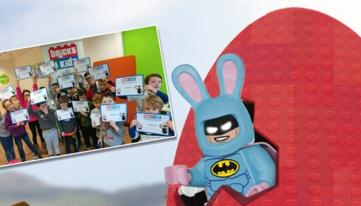 Local LEGO camps get bigger and better for the Easter holidays