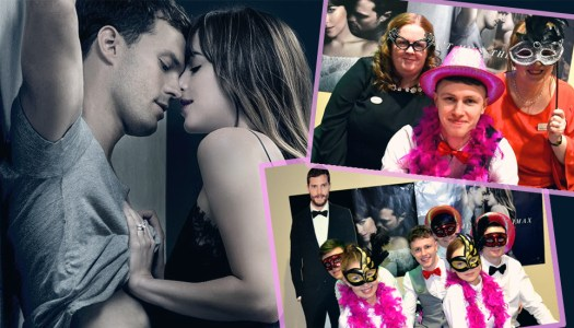 Events: Eclipse Cinemas celebrates the climax of Fifty Shades