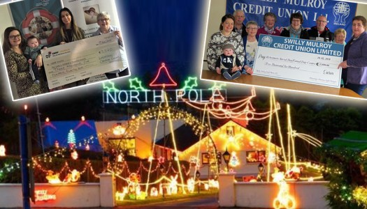 Michael and Mary Whoriskey's Christmas Lights generate great goodwill again
