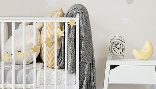 Home Interiors: How to choose a nursery decor theme