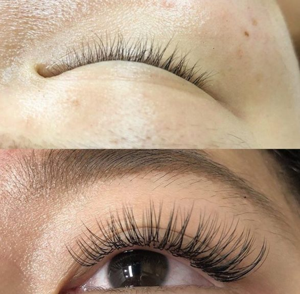b71dce5542b Beauty: Everything you need to know about eyelash extensions ...