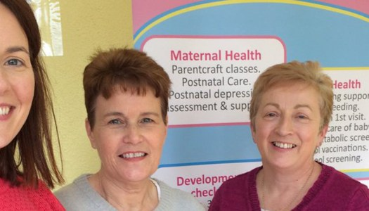 Women of the Rosses focus on ceol, craic and care in the community