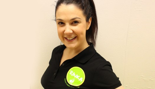 Sarah Gillespie and her crew are showing Nationwide how they make fitness fun!