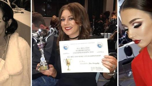 Lisa's makeup looks are All-Ireland winners