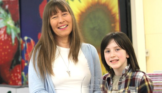 Talented Tara is named Young Writer of the Year
