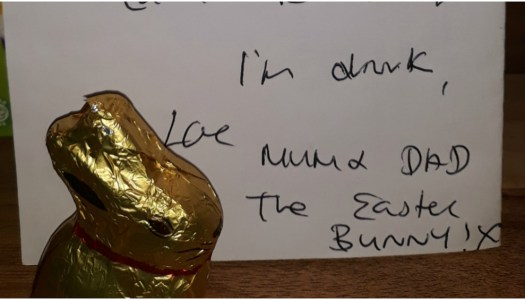 This Donegal mum's Easter Bunny letter had us in stitches