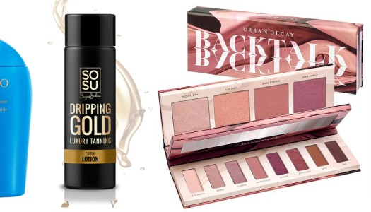 Summer Lovin' – Our new beauty favourites