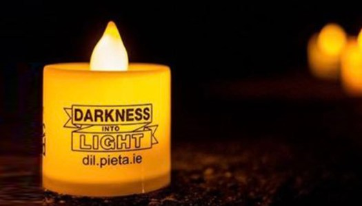 It's almost time to Wake Up and Walk for Darkness into Light