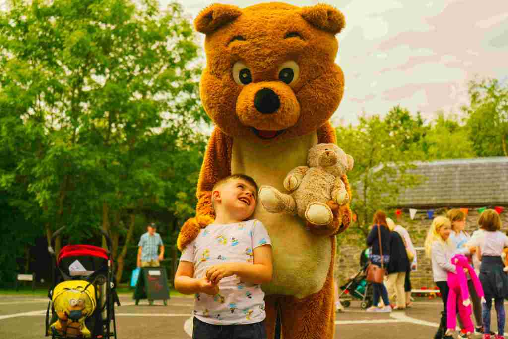 Popular Teddy Bears Picnic Returns To Oakfield Park Donegal Woman