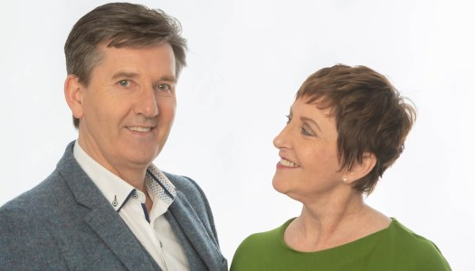 Watch: Daniel and Majella hula-hooping onto our screens this weekend