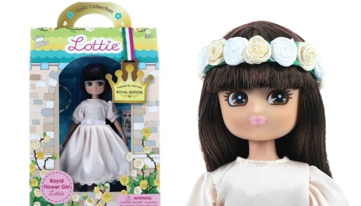 Donegal toy makers design a doll fit for a Princess