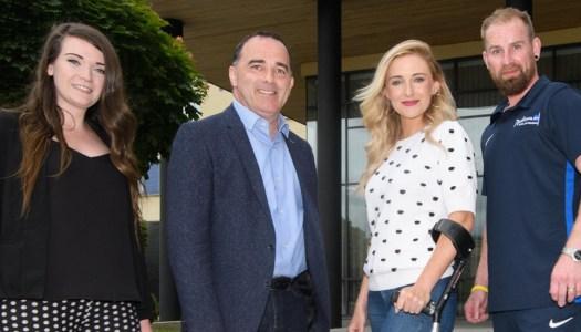 Nikki Bradley announces Radisson Blu partnership for 4 Peak Challenge