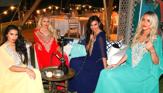 Events: An Arabian night under the stars at Ballyliffin