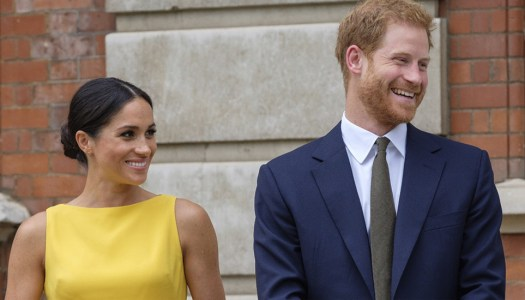 Royal visitors Prince Harry and Meghan Markle to touch down in Ireland today