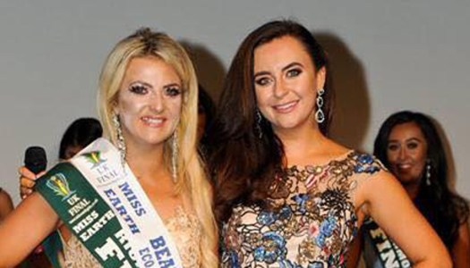 Environmentalist Sarah Carr is crowned Miss Water 2018