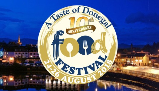 It's almost time to get a Taste of Donegal at the yummy food festival!