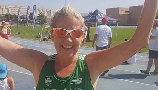 Listen: Castlefin woman wins World bronze – after 28 years out of the sport!