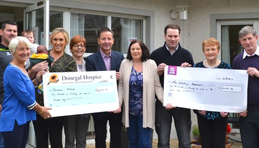 Mini fundraiser raises a massive €12,000 in memory of Letterkenny woman