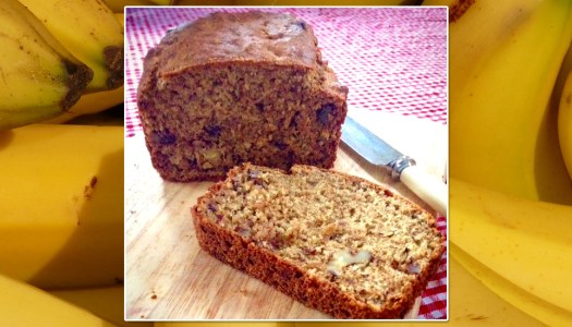 Recipe: Break out the old bananas for this Donegal-inspired loaf