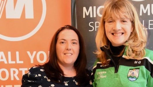 These two Donegal women will enter county final history this week