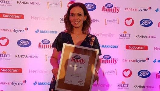 National Blogger award goes to the S-Mum!