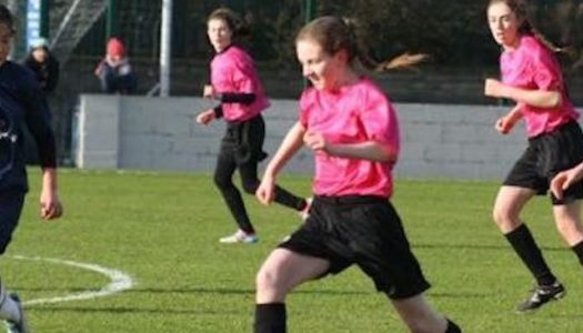 Defibrillator purchase means Fanad teen Keri Sweeney is back on the pitch again
