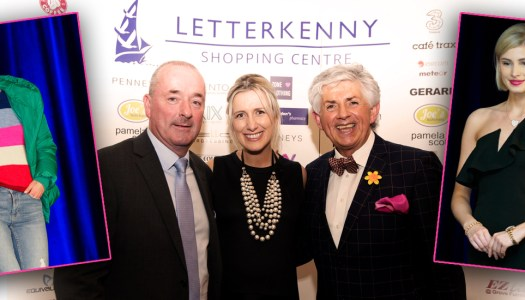 Events: Stars come out for Letterkenny Shopping Centre fashion show