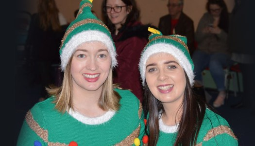 'Tis the season… for the Letterkenny Babies annual Christmas Jumper party!