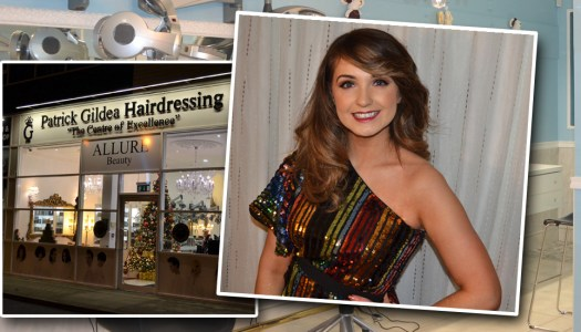 Review: Party prep tanning in Allure at Patrick Gildea Hairdressing