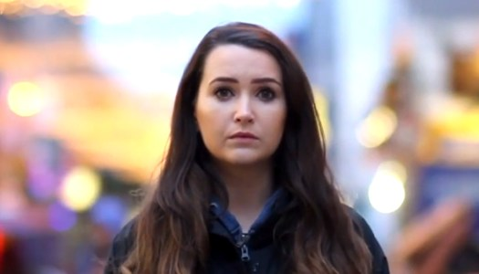 Watch: Actress pens powerful poem on homelessness