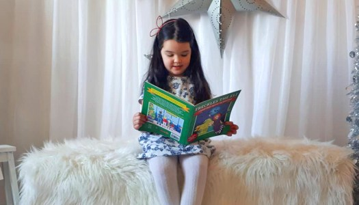 Donegal's own Christmas book is back on the shelves