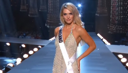 'Queen GG' Grainne earns Top 20 spot in Miss Universe