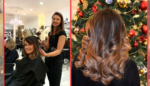 Review: Experiencing colour excellence at Patrick Gildea Hairdressing
