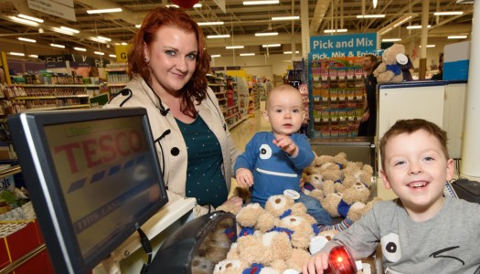 Ballybofey boy dreams up Tesco's toy of the year