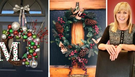 Christmas begins at your front door
