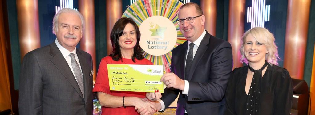 Lucky Annmarie wins an amazing €52,000 on Winning Streak!