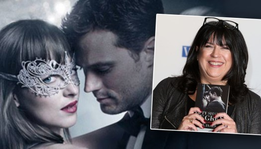 'Fifty Shades' author E L James is back with a new steamy novel