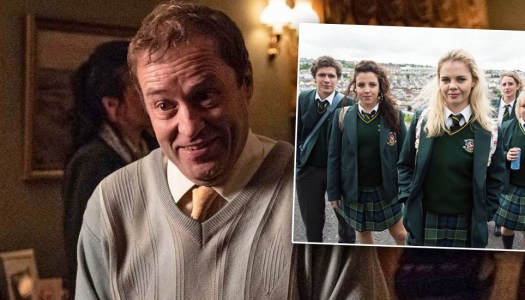 Tonight's the night: Father Ted's Ardal O'Hanlon joins Derry Girls