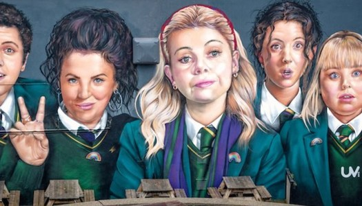 It's official! Series three of Derry Girls is happening