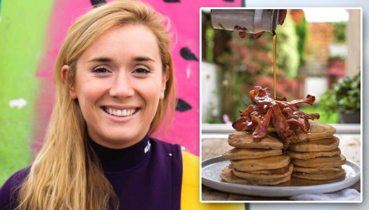 Recipe: Donegal chef reveals her 'hot and sweet' pancake tribute to Canada
