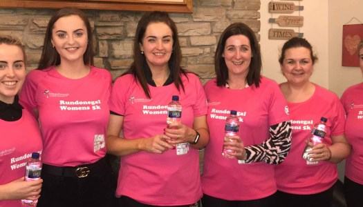 Big turnout expected for Sunday's RunDonegal Women's 5k