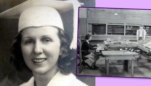How computing legend Kay McNulty helped change the world