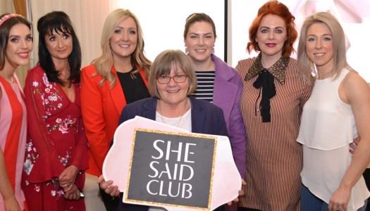 Events: The She Said Club celebrates self-care at the Shandon