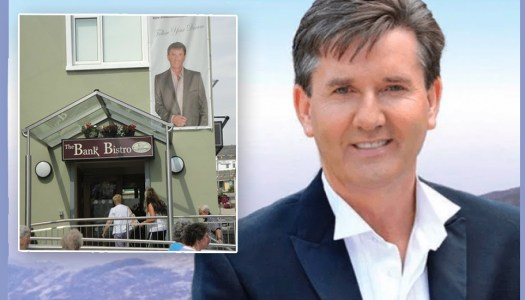 It's the end of an era for the Daniel O'Donnell Centre